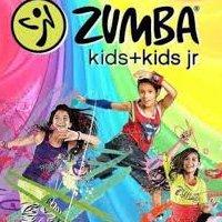 Zumba Kids 8 class pass