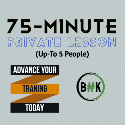 75-Minute Private (Up to 5 people)