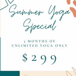 Summer Unlimited Membership - 2021