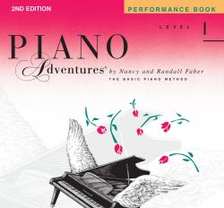 Piano Adventures: Level 1 Performance Book, (2nd Ed)