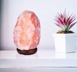 Himalayan Salt Lamp - 5-8 lb Pink Himalayan