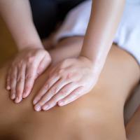 Back Massage- Ayurveda