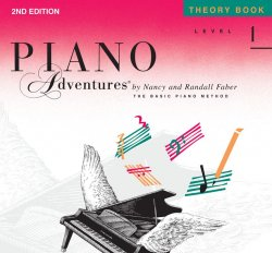Piano Adventures: Level 1 Theory Book, (2nd Ed)