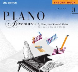 Piano Adventures: Level 2A Theory Book, (2nd Ed)