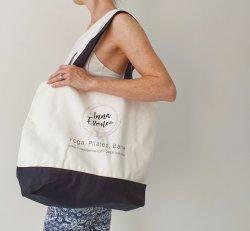 Deluxe Calico Inna Essence Tote Bag