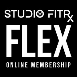 STUDIO FITRx FLEX ONLINE MEMBERSHIP BI-WEEKLY
