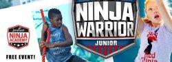 American Ninja Warrior Jr. Premiere Party
