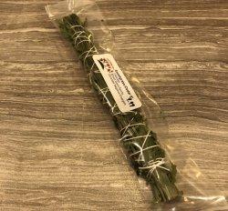 """Sweetgrass/Cedar Bundle - 8"""""""