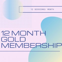 12 Month GOLD Membership