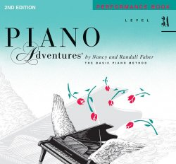 Piano Adventures: Level 3A Performance Book, (2nd Ed)