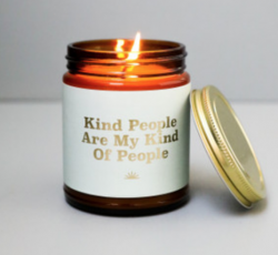 Mantra Candle