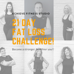21 Day Get Fit/Fat Loss Challenge!