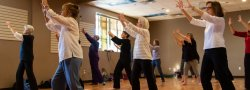 TAI CHI/QIGONG II in Tempe Stroud Park Mondays, 2:00 - 3:00 pm, March 2 - 30, 2020