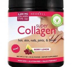 Super Collagen Powder (berry lemon)