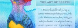 The Art of Breath : Awakening Creative Expression
