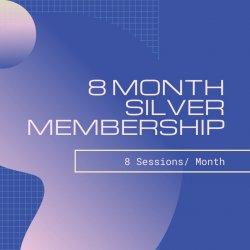 8 Month SILVER Membership