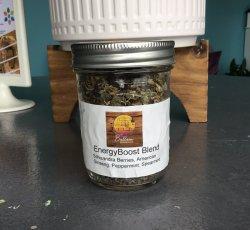 Jar of Tea by Ballew Estates