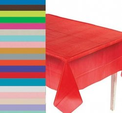 Single Table Cloth (Covers Cake Table Only)
