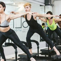 12 Group Reformer Classes