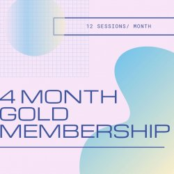 4 Month GOLD Membership