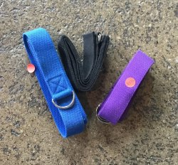 Yoga Strap by Sunshine Yoga