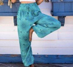 PI Yoga Pants - Pop Up