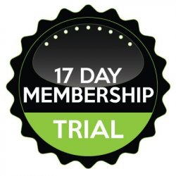 17 Day Membership Trial