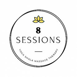 8   Multiple Massage Sessions