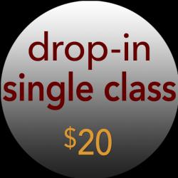 Single Studio Class
