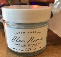 Earth Harbor Blue Nami mask