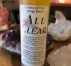 Energy Peel: All Clear
