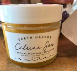 Earth Harbor Citrine Sea