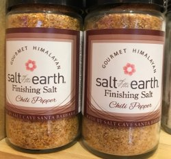 Chili Pepper Finishing Salt