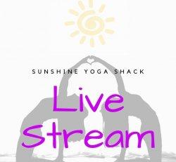 Live Streaming Yoga