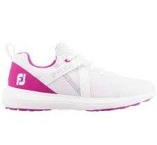 Flex Women -7 (White/Pink)