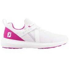 Flex Women -6.5 (White/Pink)