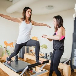 5 sessions Private Pilates (60 min)