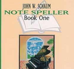 Schaum Note Speller, Book 1