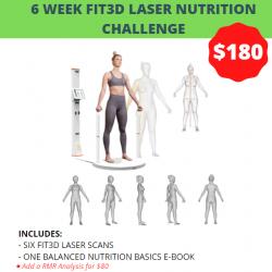 6 Week FIT3D Laser Challenge