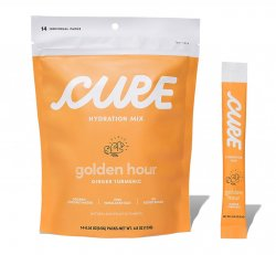 Cure hydration mix