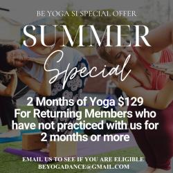 Summer Special $129 2 Months