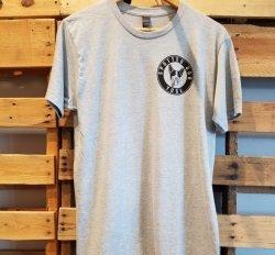 SDY Men's T-Shirt Light Grey (XL)