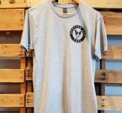 SDY Men's T-Shirt Light Grey (LARGE)