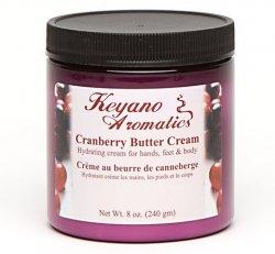 Cranberry Butter Cream 8 oz