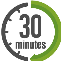 30 Minute Session Express- 30 pack