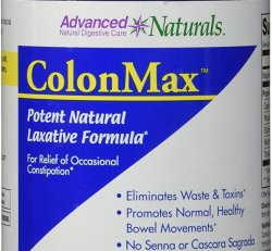 Natural Constipation Relief Box / 3 Proven products