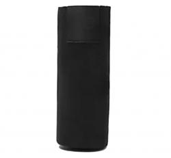 Large Mat Towel- Black