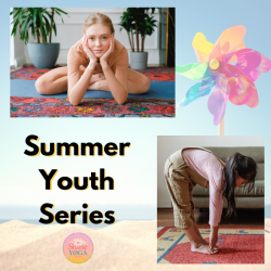 Yoga for Youth 6-week Series