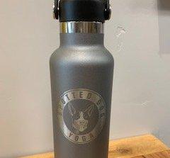 Hydroflask 24OZ Silver
