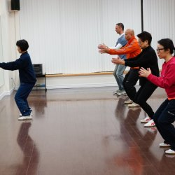 Tai Chi Basics - Once a week